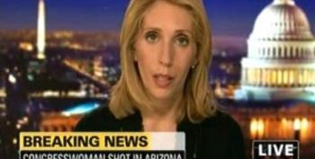 Dana Bash Calls Arizona Shooting A 'Wake Up Call' For 'Both Parties' To Tone Down Rhetoric