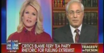 "Fox Lets Tea Party Spokesman Claim That Liberals Are ""Smearing"" Them With Arizona Shooting"