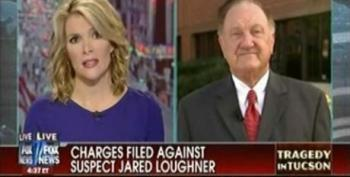 Megyn Kelly Grills Sheriff Dupnik Over His Attack On Reckless Right-wing Rhetoric