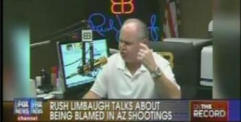 Rush Limbaugh's Paranoia: 'There Are Constant Serious Political Efforts Made To Terminate This Program And All Of Talk Radio'