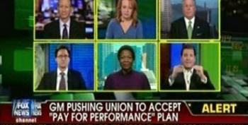 Bulls And Bears Panel Touts GM Incentive Pay For Hourly Workers While Trashing Unions