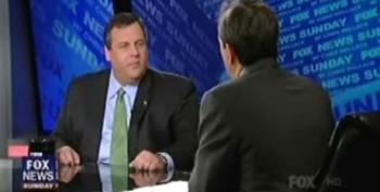 Chris Wallace Asks Chris Christie About 2012 Presidential Run