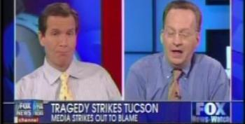 Fox News Watch Panel Agrees Arizona Shootings Were Not 'Political' Or 'Ideological'