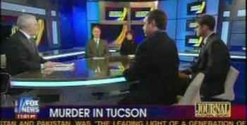 WSJ Panel On Fox Agrees: 'There's Really No Evidence That Loughner Was Motivated By Anything Political'
