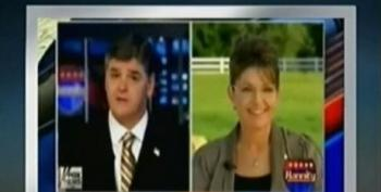 Chris Hayes On Sarah Palin's Upcoming 'Hannitization'
