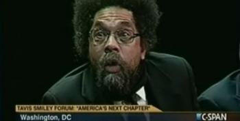 Cornel West: Our Beloved President Is A Fulfillment Of King's Dream, Not THE Fulfillment Of King's Dream