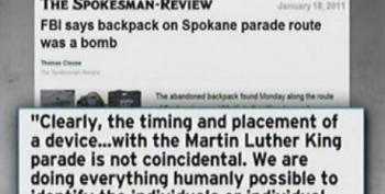 FBI Says Bomb Found On Spokane MLK Parade Route Is Domestic Terrorism