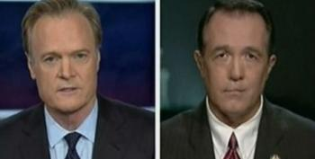 Lawrence O'Donnell Takes Trent Franks To Task Over His Stance On Gun Laws