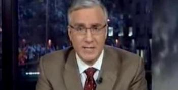 Olbermann: 'Good Riddance' To 'Delusional Liar' Lieberman
