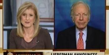 Shameless Joe Lieberman Still Pushing Iraq WMD Lies