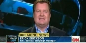 CNN's Erickson Admits He Might Not Be The Best One To Weigh In On Olbermann Firing After Mocking It On Twitter