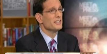 Cantor: We Need To Embrace Paul Ryan's Roadmap