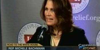 Bachmann: We Can Credit Some Of Our Founding Fathers For Abolishing Slavery