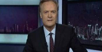 Lawrence O'Donnell On Keith Olbermann's Departure From MSNBC