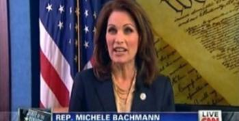 Michele Bachmann's 'Tea Party' Response To The State Of The Union