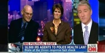Mary Matalin Prefers The Victim Card To Fact Checking Michele Bachmann