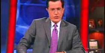 Stephen Colbert Replays Bill O'Reilly Calling Daily Kos Website, Nazis