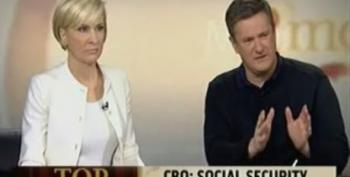 Scarborough Berates The President For Not Mentioning Social Security Cuts During SOTU