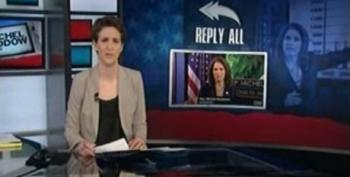 Rachel Maddow Takes CNN To Task For Airing Bachmann's Speech And Promoting Astroturf Tea Party Express