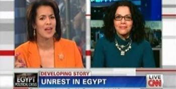 Mona Eltahawy To CNN: Call Egypt An Uprising, Not Chaos
