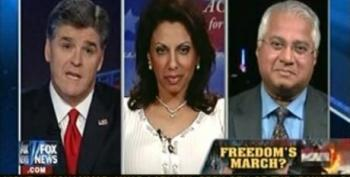 Hannity And Anti-Muslim Zealot Gabriel Fear Monger Over Muslim Brotherhood Takeover Of Egyptian Government