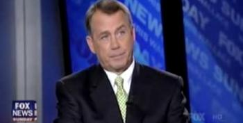 Boehner: Failure To Raise Debt Ceiling Would Mean 'Financial Disaster'