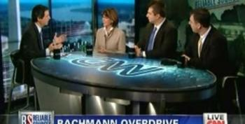 Howard Kurtz Ignores Rachel Maddow's Criticism Of CNN Promoting The Astroturf Tea Party Express