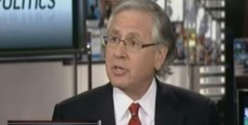 Howard Fineman Compares Those Upset About Stolen 2000 Presidential Election To Birthers