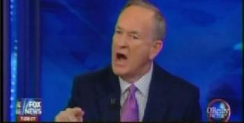 O'Reilly Gets Nasty With Colmes In Attacking Al Jazeera And Sam Donaldson