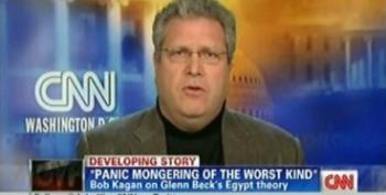 Even Neocon Robert Kagan Has Had Enough Of Beck -- Calls Him A Panic Monger