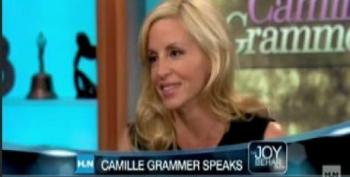 Camille Grammer On Her Divorce: 'He Was Too Busy Watching Fox News.' Bret Baier: 'This Probably Takes The Cake'