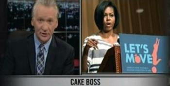 Bill Maher Rips The Right Wing For Attacking Michelle Obama's Let's Move Program