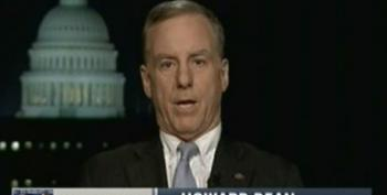 Howard Dean: Redistribution Of Wealth Is What Government Does