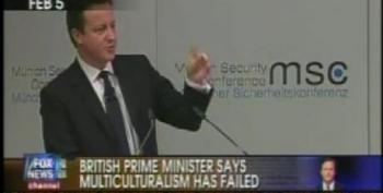 Conservative British PM Declares Multiculturalism A Failure