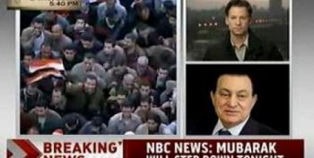 NBC News: Egyptian President Hosni Mubarak Will Step Down