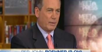 John Boehner Still Pandering To The Birthers: It's Not My Job To Tell People What To Think