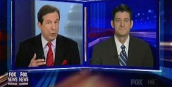 Paul Ryan Defends Republicans' Hypocrisy On Budget Cuts
