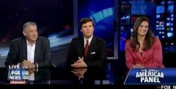 Tucker Carlson: Michelle Obama Will Raise Your Kids 'At Gunpoint'