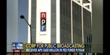Fox News: Public Broadcasting Should Be Privatized