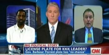 Sons Of Confederate Veterans' Stewart: Plates Commemorating KKK Leader Not About Slavery