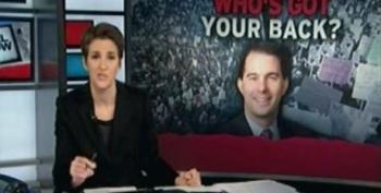 Rachel Maddow Explains The GOP's War On Government Workers And Unions