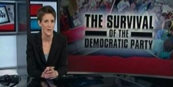 Rachel Maddow: Protests In Wisconsin Are About The Survival Of The Democratic Party