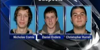 New Jersey Men Arrested For Burning Cross Near African American Home