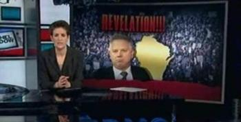 Maddow Hits Beck For Bringing On Conspiracy Theorist Joel Richardson