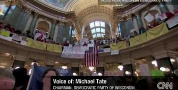 Wisconsin Capitol Blocks Pro-union Website