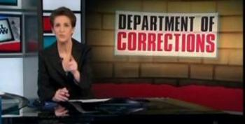 Rachel Maddow Takes On Politifact -- And Wins