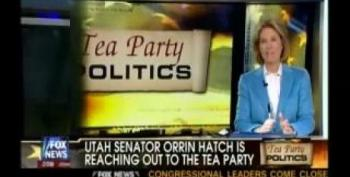 Orrin Hatch On The Tea Party: Every Organization Has Its Radicals