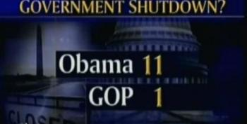 Chris Matthews Asks Who's More Likely To Win In A Government Shutdown