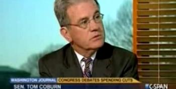 Coburn: Gingrich 'Not One' I Would Support In Presidential Primar