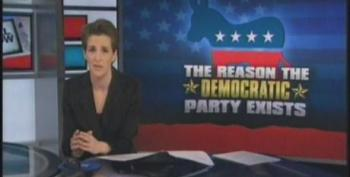 Maddow: The Reason The Democratic Party Exists